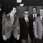 1978_incontro _FAIB_Figisc_dopo_accordo_Agip_Bellei_secondo _da_sx_